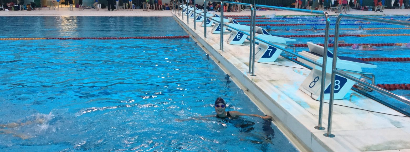 Champions At The South Of The River Swimming Gala